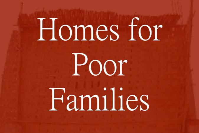 poor homes